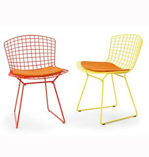 Bertoia Side Chair by Knoll for sale at Home Resource Modern Furniture Store Sarasota Florida
