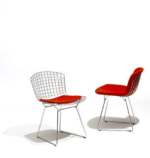 Bertoia Side Chair  by Knoll, available at the Home Resource furniture store Sarasota Florida