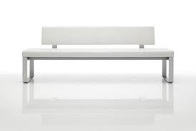 ROLF BENZ 620 Bench  by Rolf Benz, available at the Home Resource furniture store Sarasota Florida