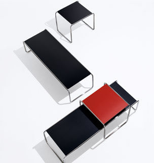 Laccio Tables by Knoll for sale at Home Resource Modern Furniture Store Sarasota Florida