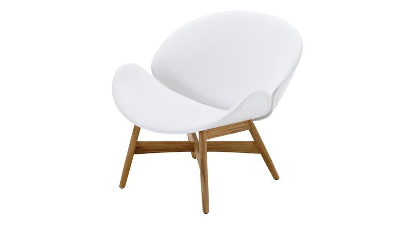 Dansk Lounge Chair  by Gloster, available at the Home Resource furniture store Sarasota Florida