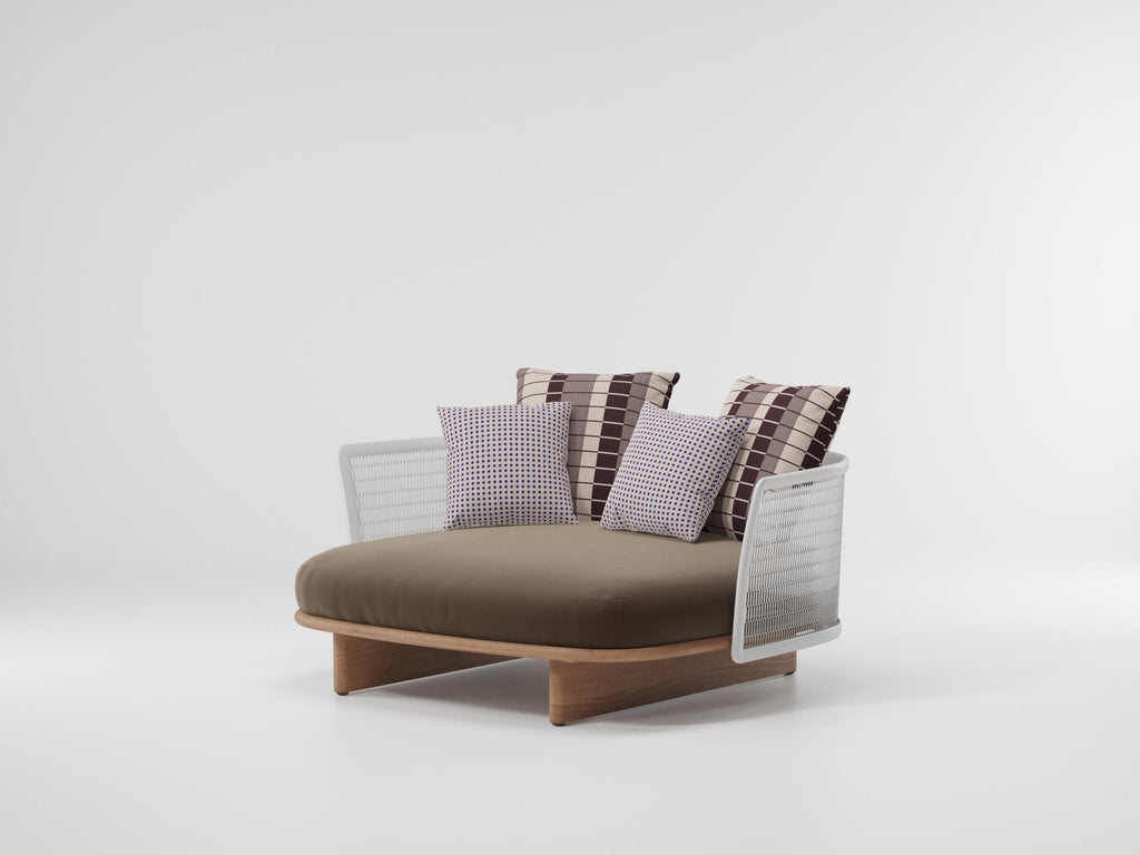 MESH DAYBED  by Kettal, available at the Home Resource furniture store Sarasota Florida