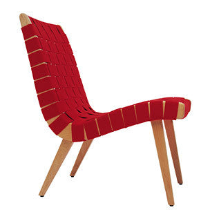 Risom Lounge Chair by Knoll for sale at Home Resource Modern Furniture Store Sarasota Florida