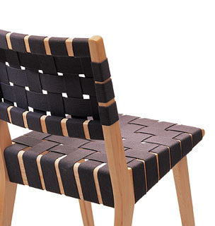Risom Side Chair  by Knoll, available at the Home Resource furniture store Sarasota Florida