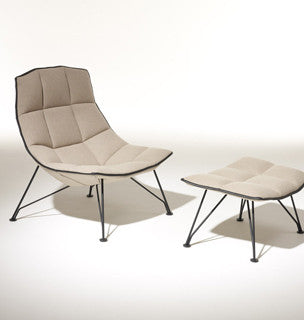 Jehs+Laub Lounge Collection  by Knoll, available at the Home Resource furniture store Sarasota Florida