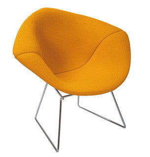 Bertoia Diamond Lounge Seating  by Knoll, available at the Home Resource furniture store Sarasota Florida