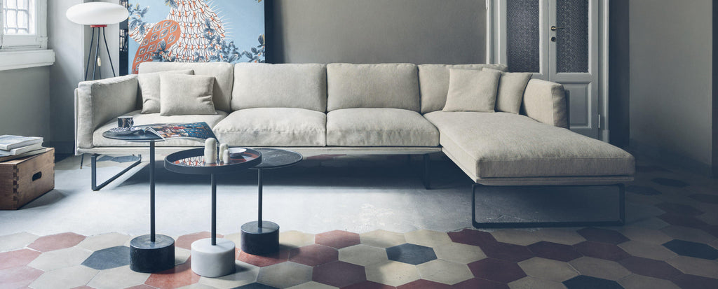 8 Sofa by Cassina for sale at Home Resource Modern Furniture Store Sarasota Florida