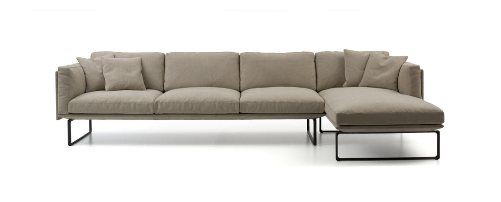 8 Sofa  by Cassina, available at the Home Resource furniture store Sarasota Florida
