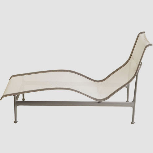 1966 Contour Chaise Lounge  by Richard Schultz, available at the Home Resource furniture store Sarasota Florida