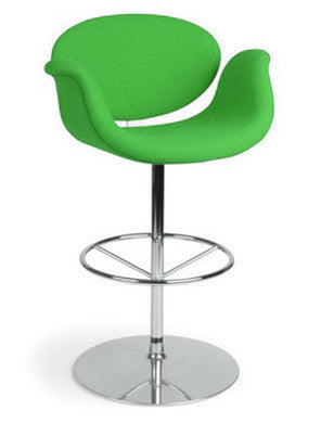 Little Tulip Barstool  by Artifort, available at the Home Resource furniture store Sarasota Florida