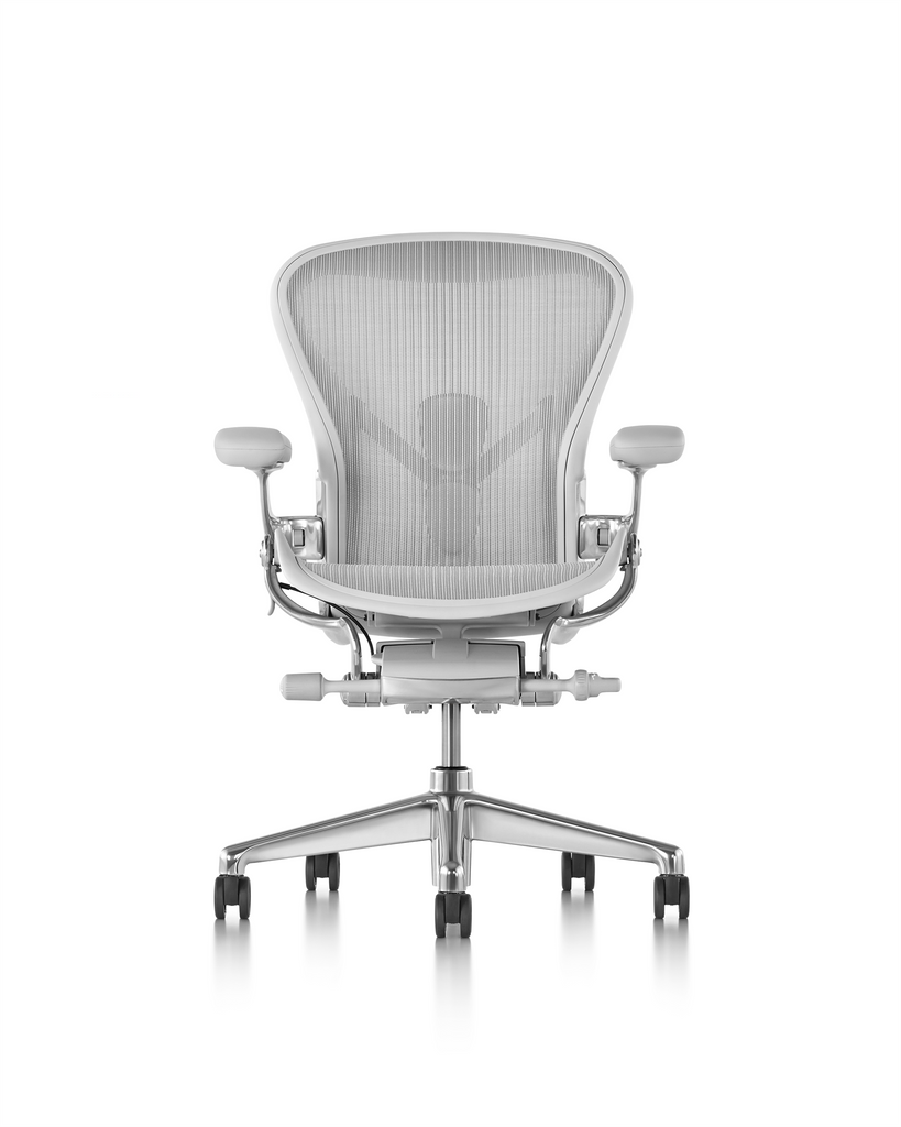 Aeron Office Chair by Herman Miller for sale at Home Resource Modern Furniture Store Sarasota Florida