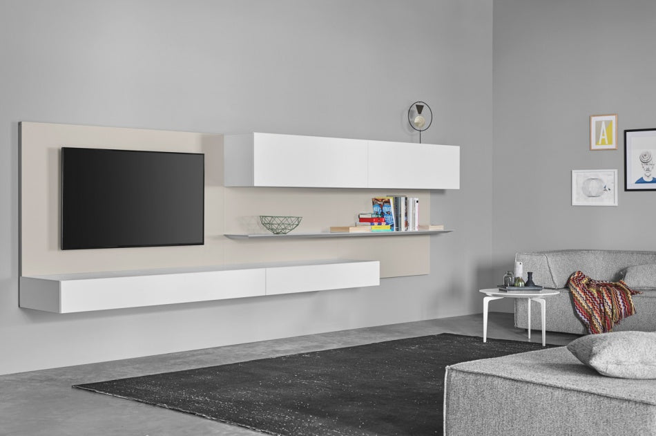 ALEA WALL UNIT  by KETTNAKER, available at the Home Resource furniture store Sarasota Florida