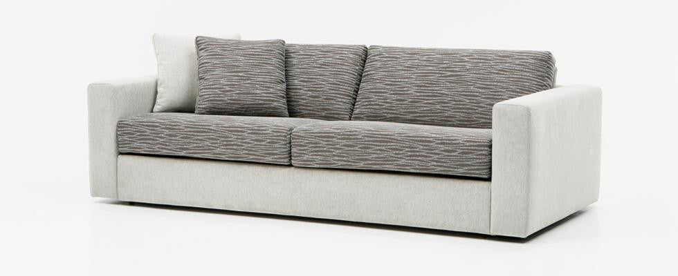 Alice Sleeper Sofa  by Dellarobbia, available at the Home Resource furniture store Sarasota Florida