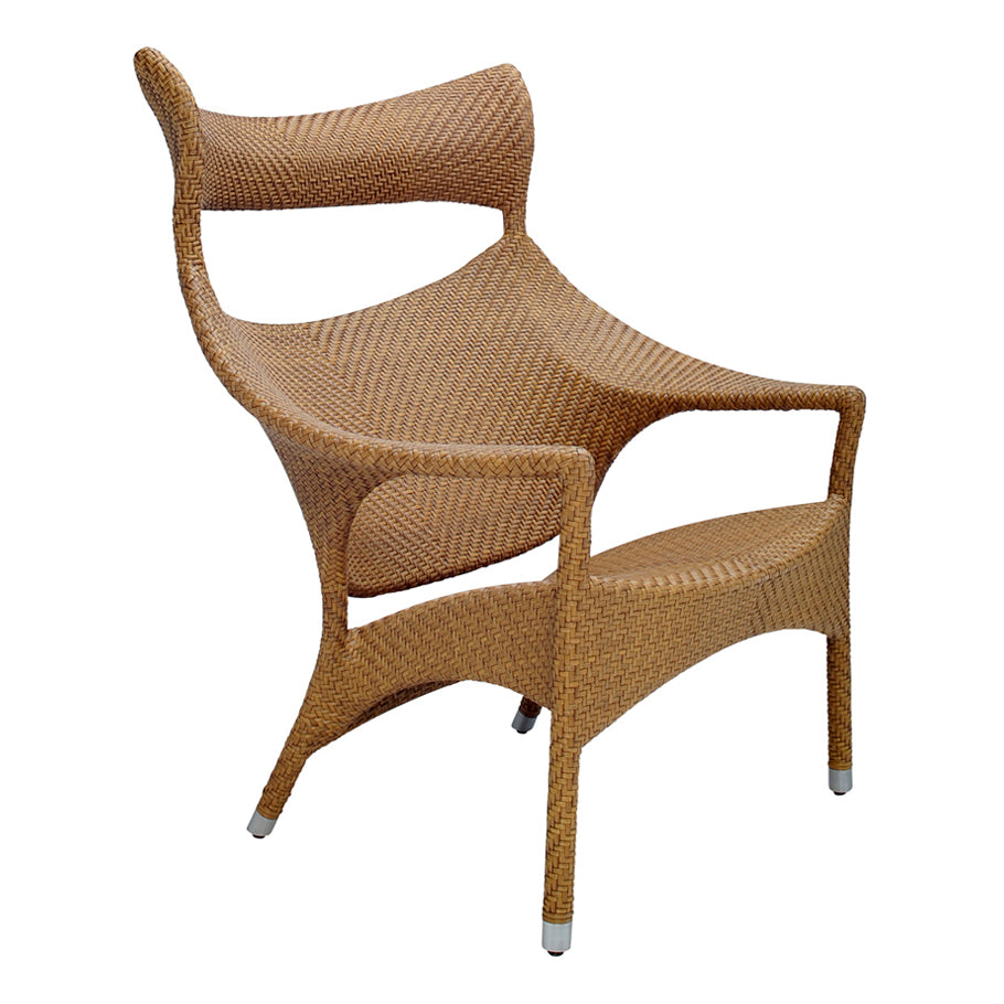 AMARI HIGH BACK LOUNGE CHAIR  by Janus et Cie, available at the Home Resource furniture store Sarasota Florida