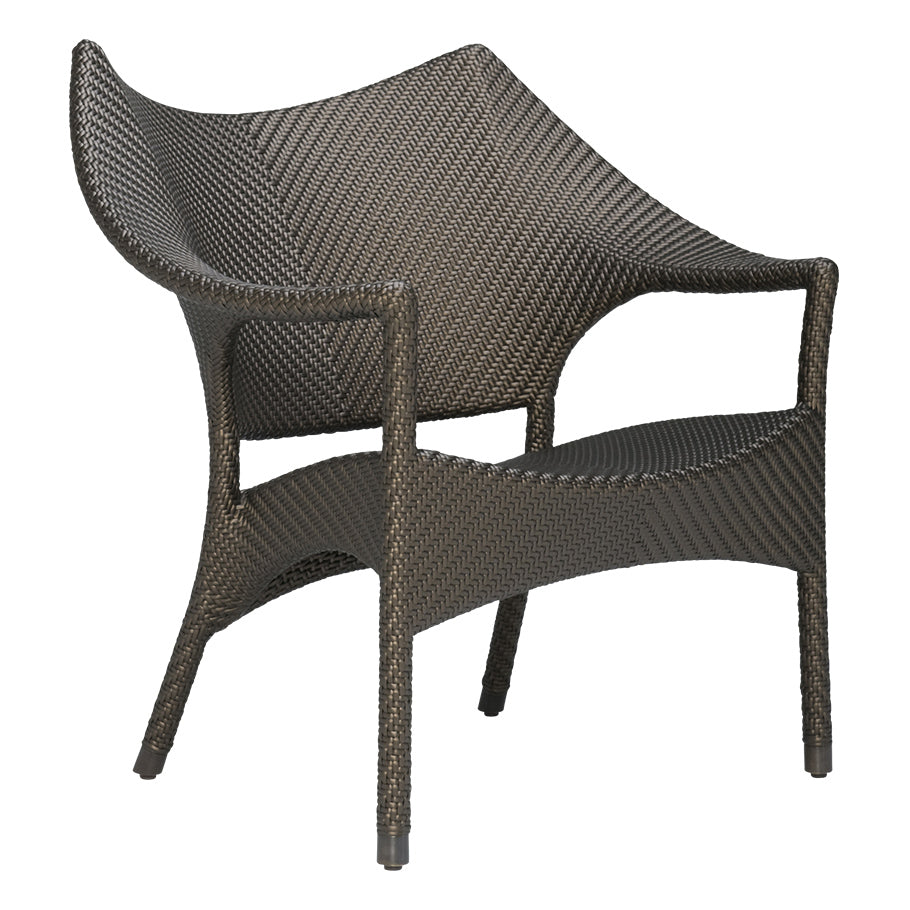 AMARI LOW BACK LOUNGE CHAIR  by Janus et Cie, available at the Home Resource furniture store Sarasota Florida