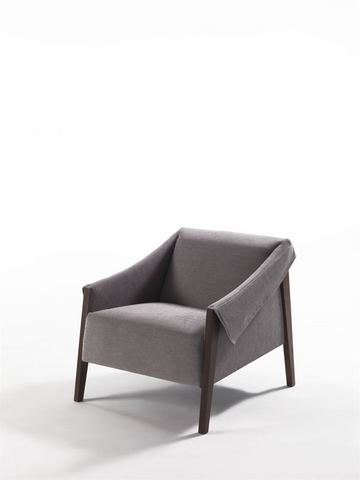ARA LOUNGE CHAIR by Porada