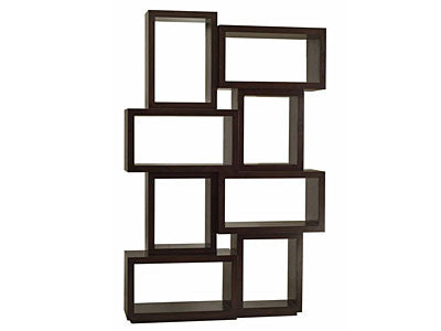 Cafe Bookcase 400 by Adriana Hoyos for sale at Home Resource Modern Furniture Store Sarasota Florida