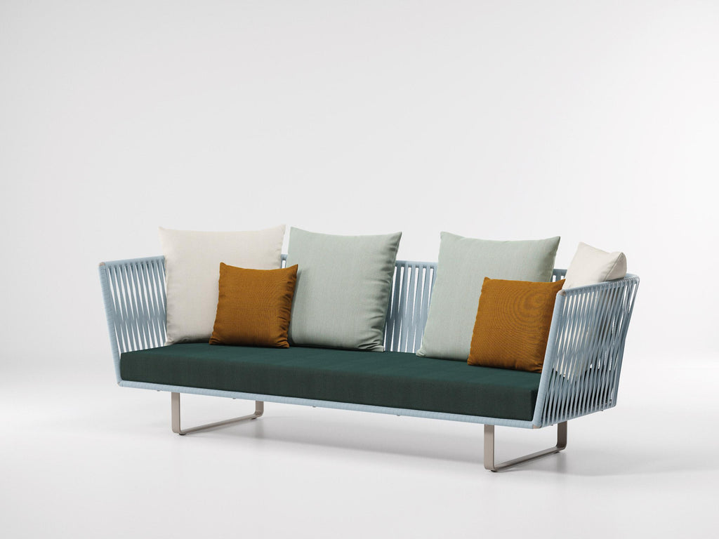 BITTA 3 SEAT SOFA  by Kettal, available at the Home Resource furniture store Sarasota Florida