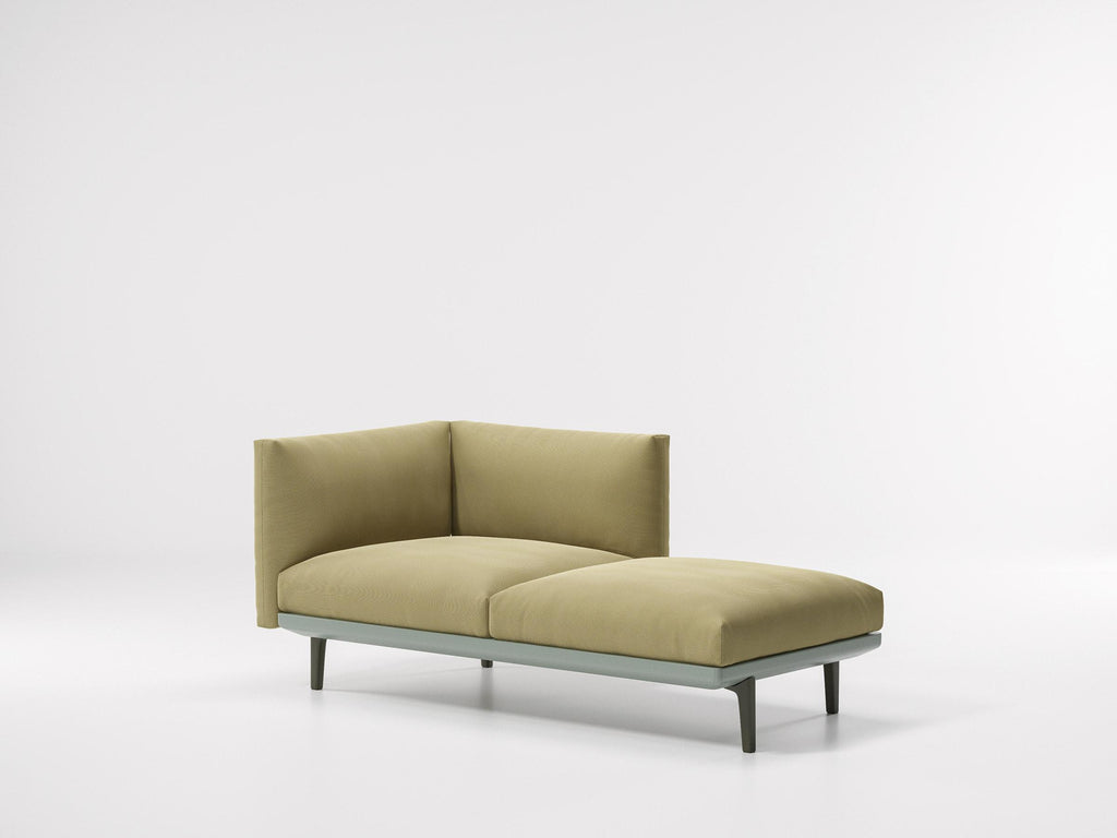 BOMA 2 SEATER RIGHT CONNECTION  by Kettal, available at the Home Resource furniture store Sarasota Florida