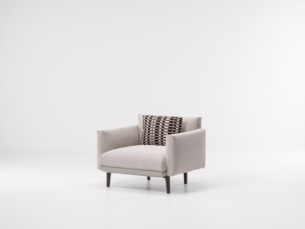 BOMA ARMCHAIR  by Kettal, available at the Home Resource furniture store Sarasota Florida
