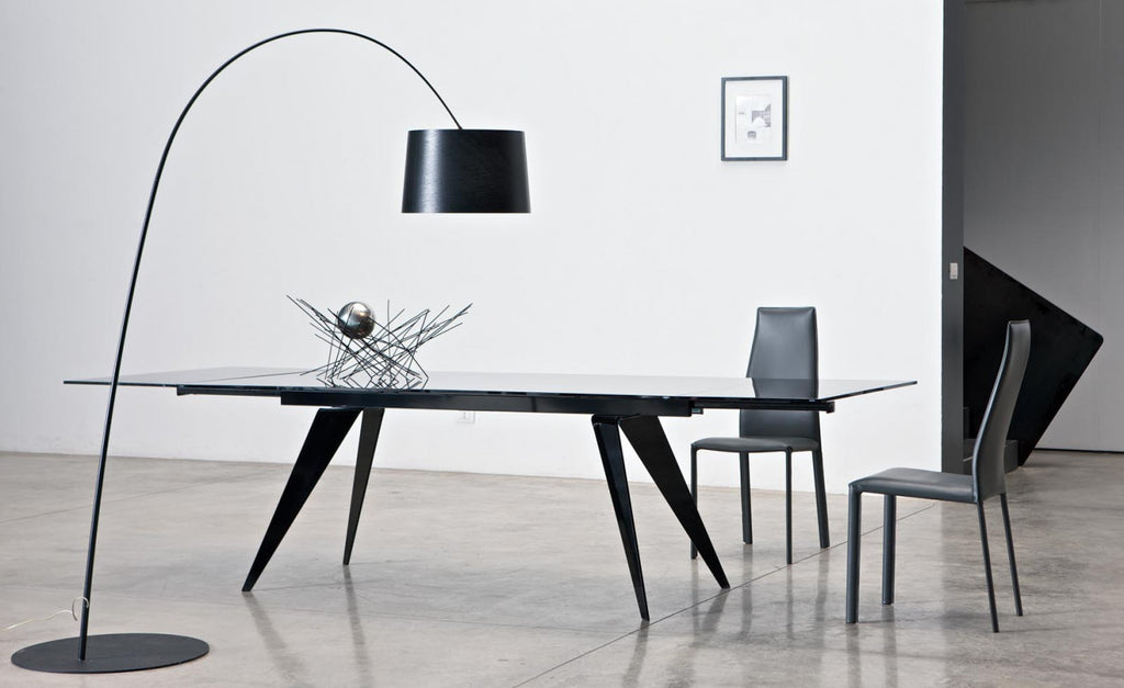 RAMOS DINING TABLE by BonTempi for sale at Home Resource Modern Furniture Store Sarasota Florida