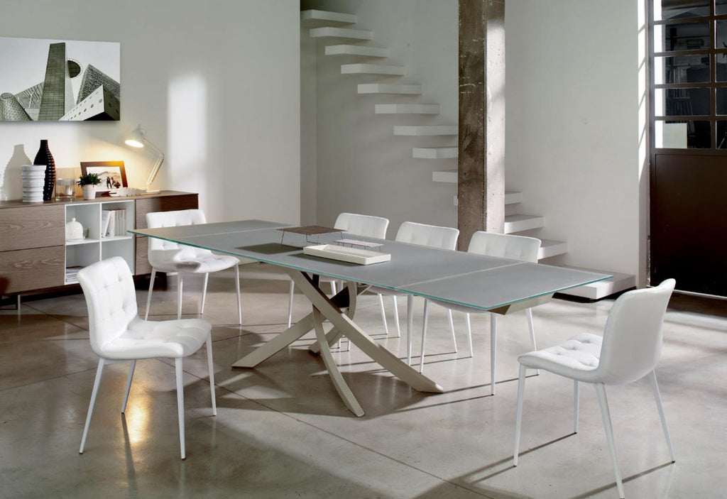ARTISTICO DINING TABLE by BonTempi for sale at Home Resource Modern Furniture Store Sarasota Florida
