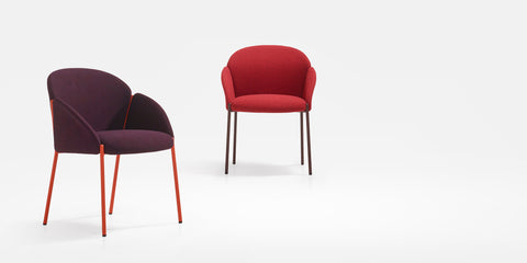 ANDREA CHAIR & BARSTOOL by Artifort