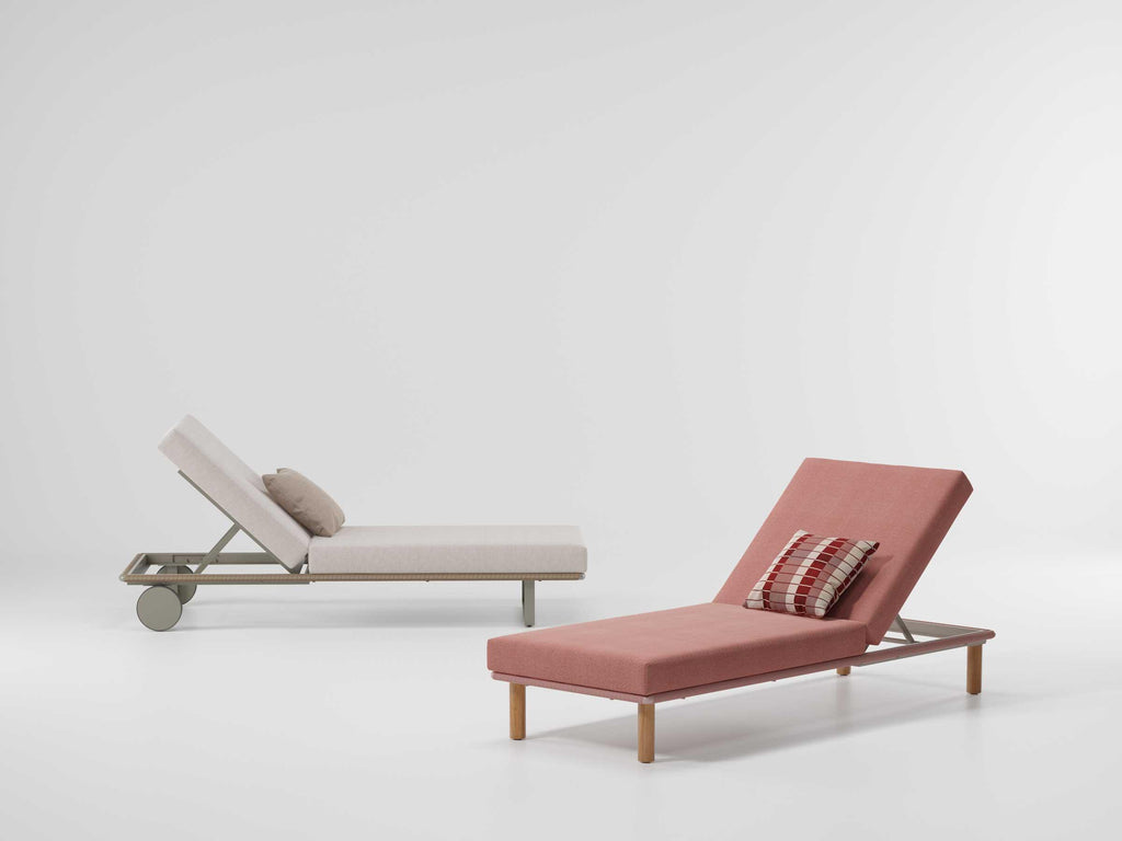 BITTA DECKCHAIR  by Kettal, available at the Home Resource furniture store Sarasota Florida