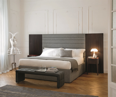 BOHEME BED by Porada