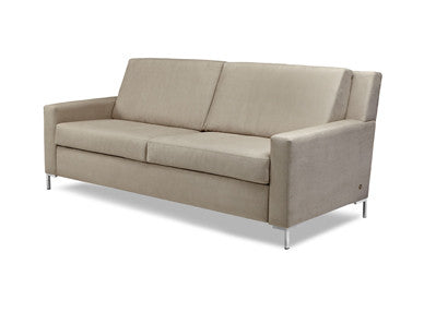 BRYSON COMFORT SLEEPER  by American Leather, available at the Home Resource furniture store Sarasota Florida