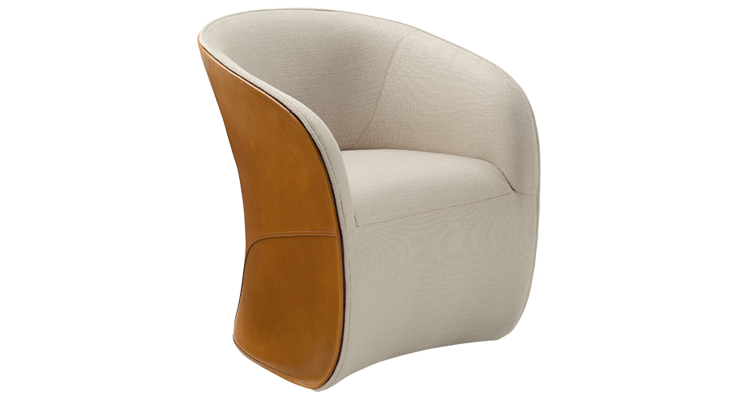 CALLA  by Zanotta, available at the Home Resource furniture store Sarasota Florida