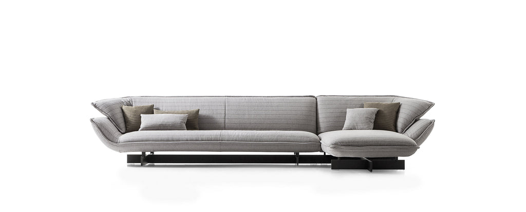 BEAM SOFA SYSTEM  by Cassina, available at the Home Resource furniture store Sarasota Florida