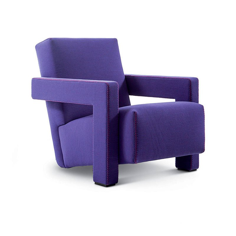 637 UTRECHT ARMCHAIR  by Cassina, available at the Home Resource furniture store Sarasota Florida