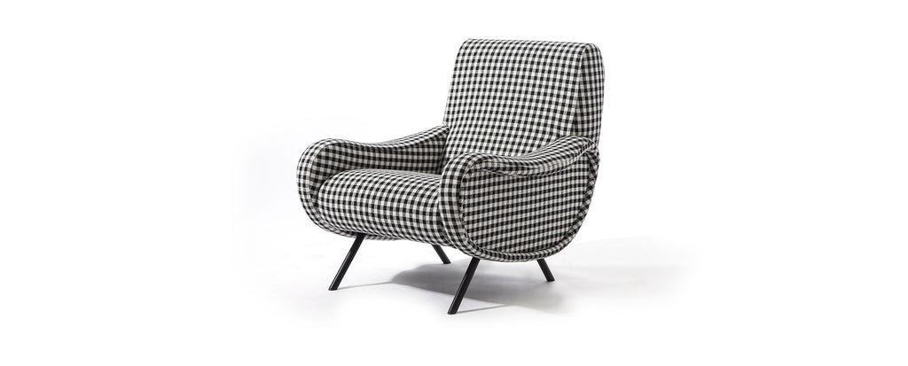 LADY ARMCHAIR  by Cassina, available at the Home Resource furniture store Sarasota Florida