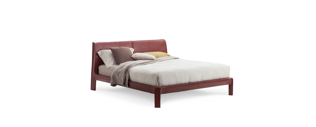 CAB BED  by Cassina, available at the Home Resource furniture store Sarasota Florida