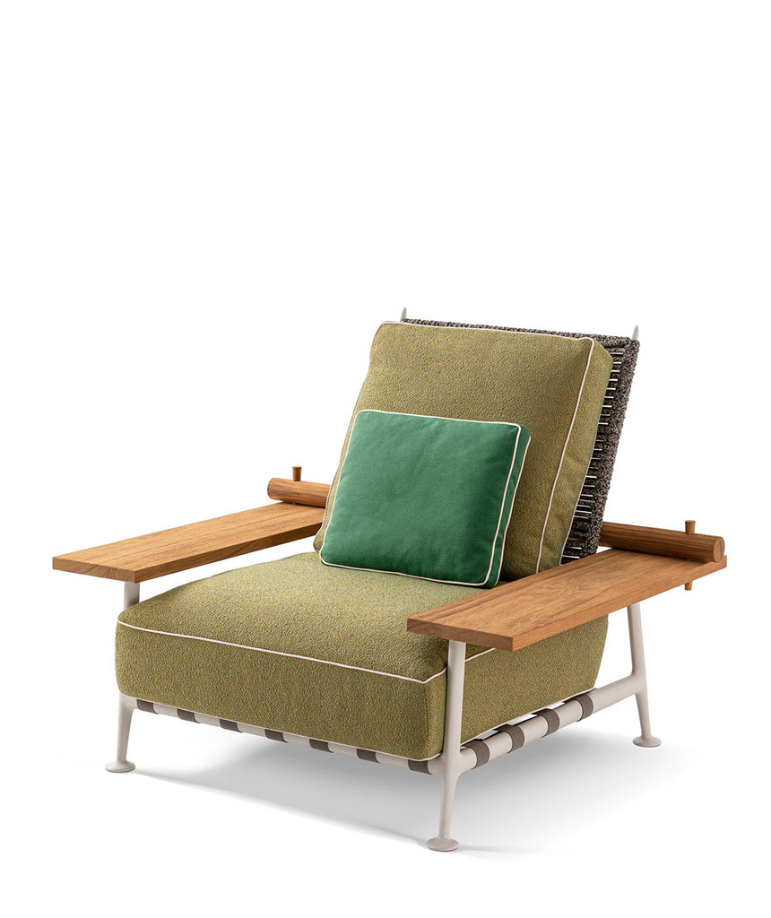 FENC-e NATURE CHAIR AND SOFA by Cassina for sale at Home Resource Modern Furniture Store Sarasota Florida