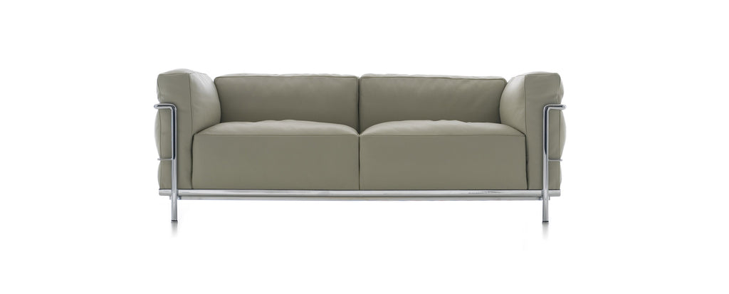 LC3 DIVANO  by Cassina, available at the Home Resource furniture store Sarasota Florida