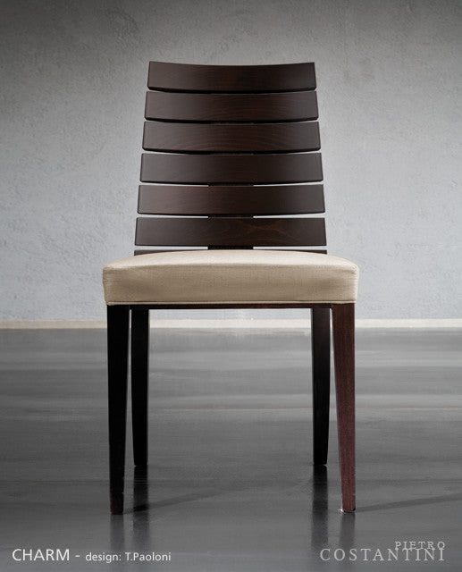 Charm Dining Chair  by Pietro Costantini, available at the Home Resource furniture store Sarasota Florida