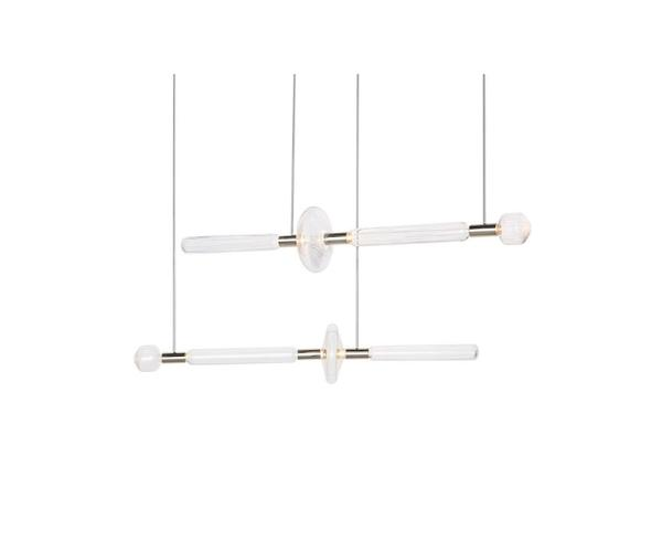 CIPHER CEILING PENDANT by LASVIT for sale at Home Resource Modern Furniture Store Sarasota Florida