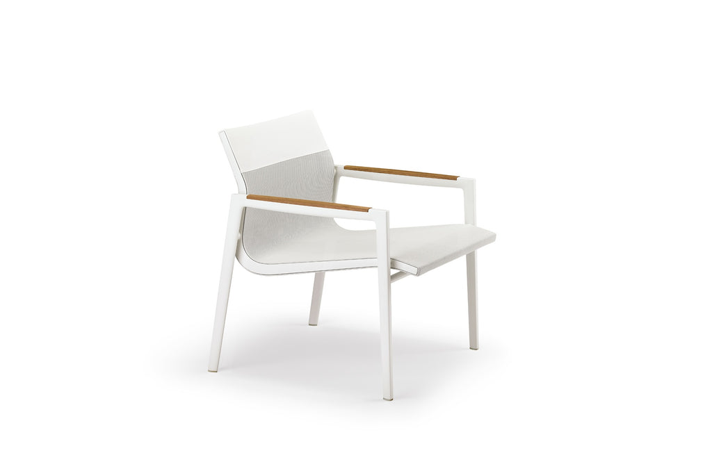 DEAN LOUNGE CHAIR  by Dedon, available at the Home Resource furniture store Sarasota Florida