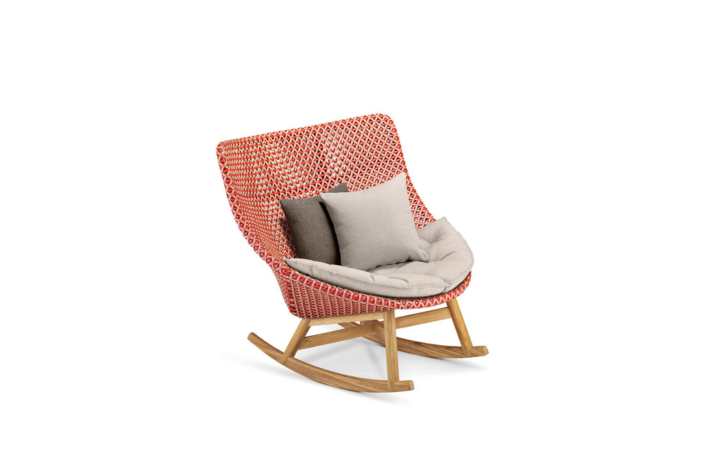 MBRACE ROCKING CHAIR  by Dedon, available at the Home Resource furniture store Sarasota Florida