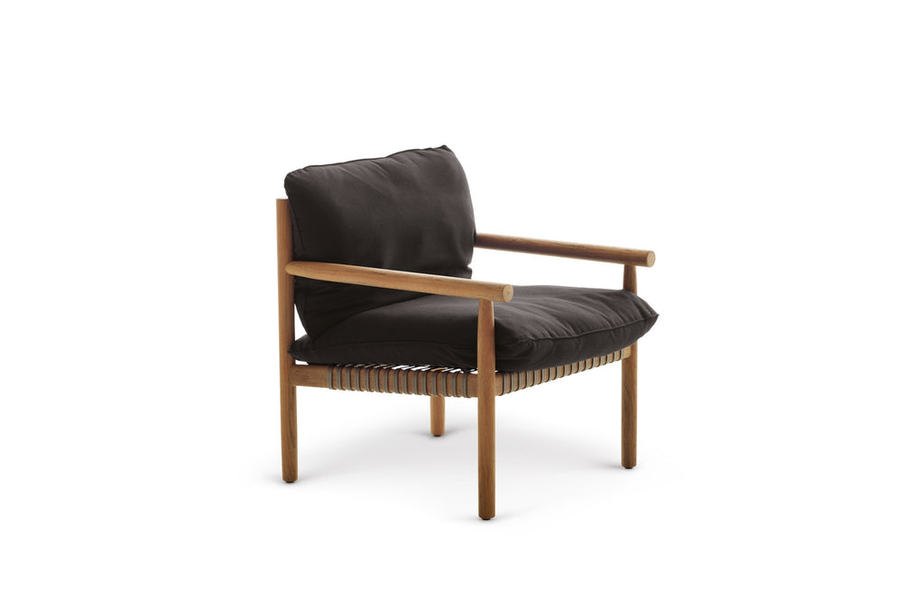 TIBBO LOUNGE CHAIR  by Dedon, available at the Home Resource furniture store Sarasota Florida