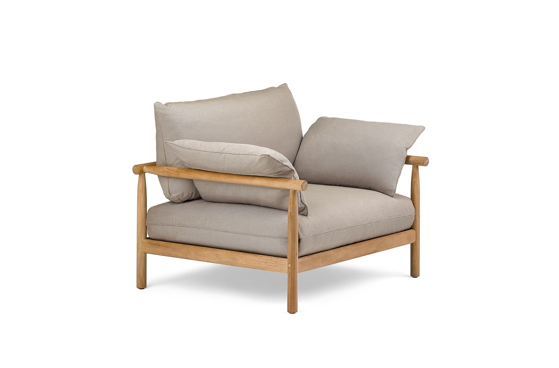 TIBBO LOUNGE CHAIR XL By Dedon, Available At The Home Resource Furniture  Store Sarasota Florida