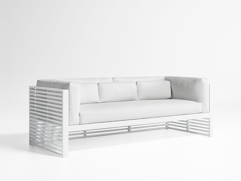 DNA 3 SEAT SOFA  by Gandia Blasco, available at the Home Resource furniture store Sarasota Florida