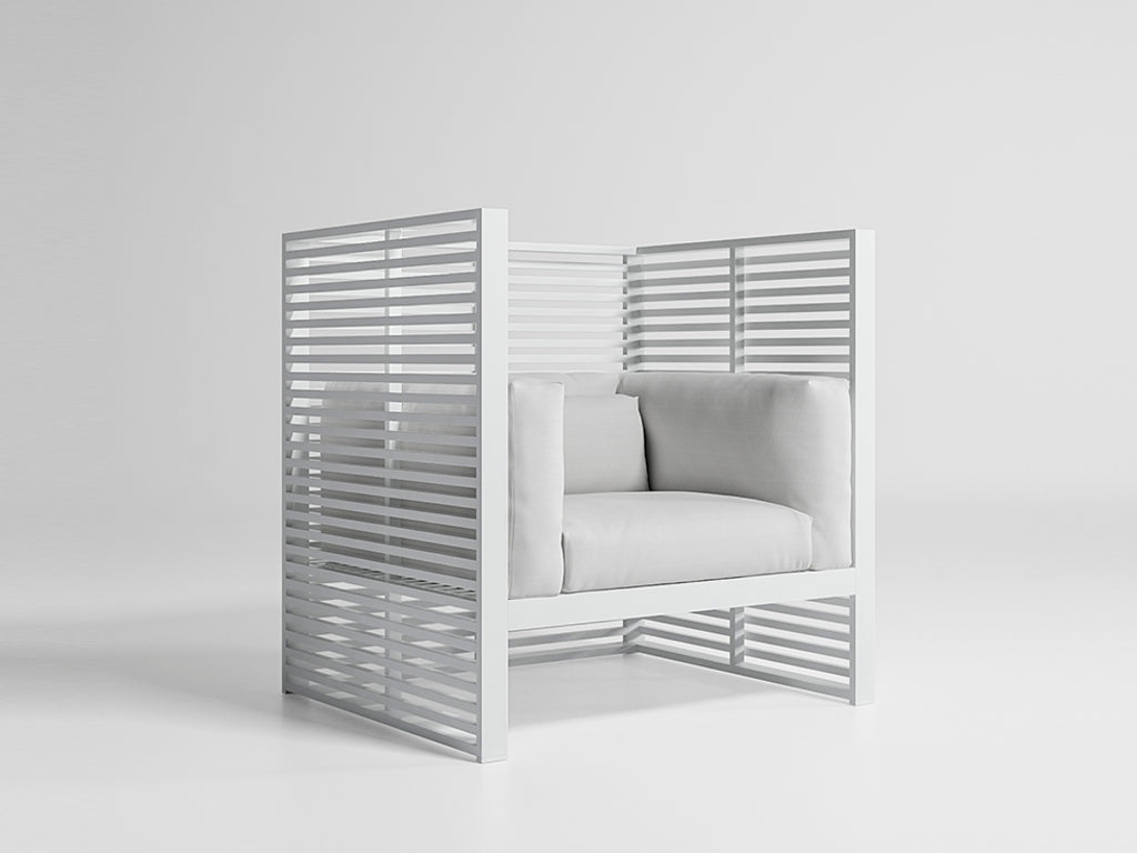 DNA NORMANDO LOUNGE CHAIR  by Gandia Blasco, available at the Home Resource furniture store Sarasota Florida