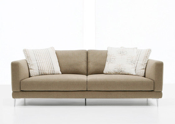 Groovy Dania Sofas And Sectionals By Dellarobbia At The Home Theyellowbook Wood Chair Design Ideas Theyellowbookinfo