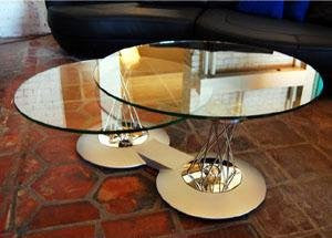 Gemelli Coffee Table by Naos Action Design for sale at Home Resource Modern Furniture Store Sarasota Florida