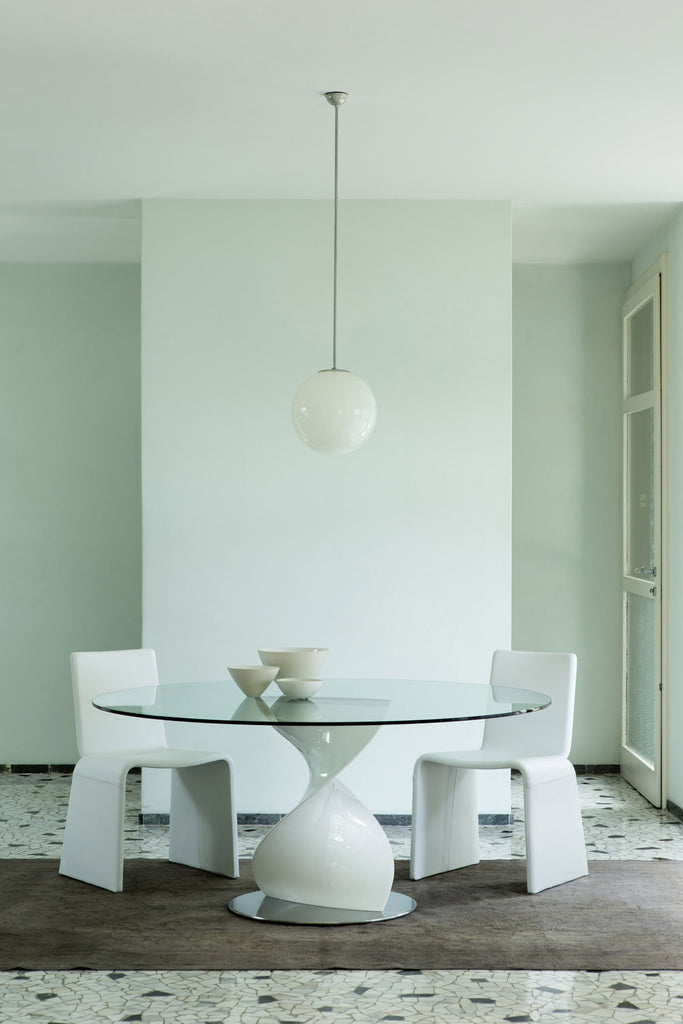 Elika Dining Table by Porada for sale at Home Resource Modern Furniture Store Sarasota Florida