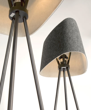 FELT FLOOR LAMP by TOM DIXON for sale at Home Resource Modern Furniture Store Sarasota Florida