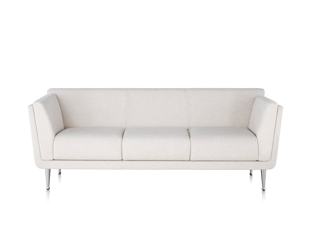 Goetz Sofa  by Herman Miller, available at the Home Resource furniture store Sarasota Florida